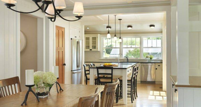 Farmhouse Kitchen Lighting Ideas Dining Room
