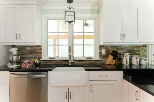 Farmhouse Sink Pendant Lighting Kitchen