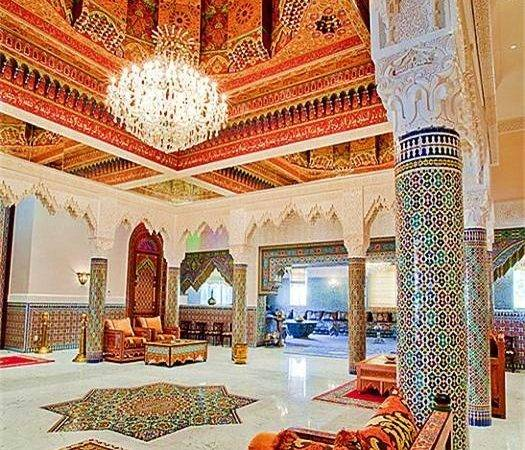 Fascinating Moroccan Style Architecture Art Design
