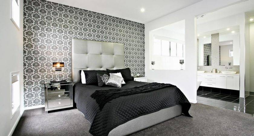Feature Wall Bedroom Ideas Decorating