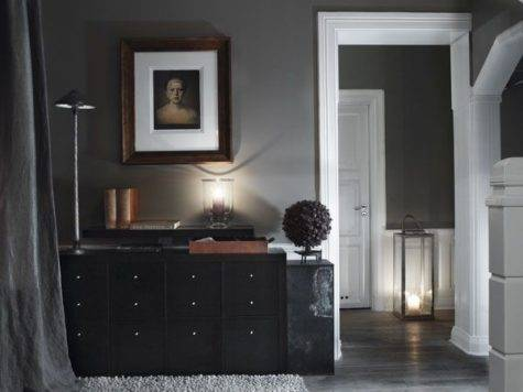 Fifty Shades Gray Classical Interiors