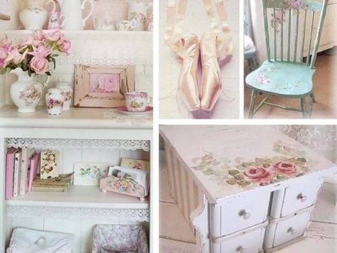 Finds Home Style Shabby Chic Ideas
