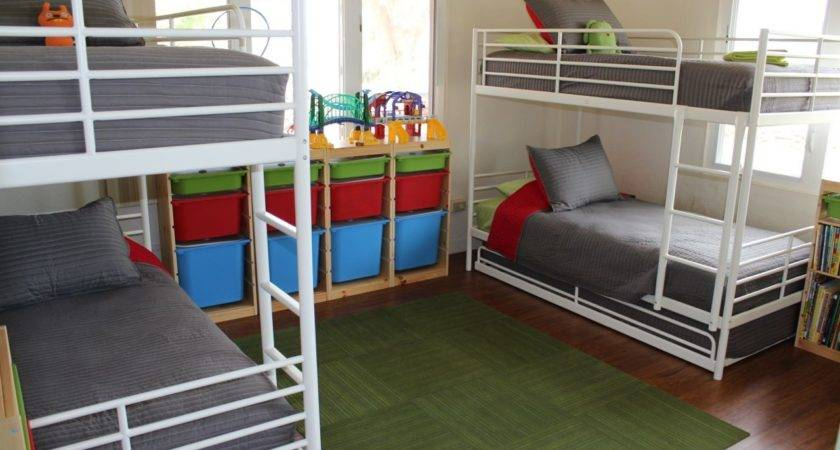 Fit Kids One Room Budget