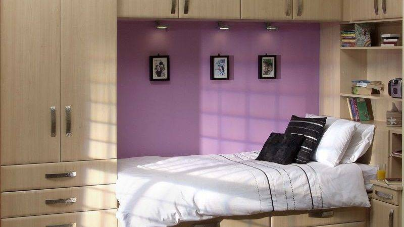 Fitted Bedroom Designs Photos Video