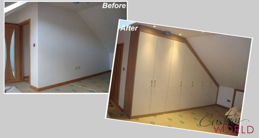 Fitted Furniture Before Afters Custom World Bedrooms
