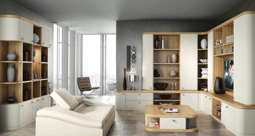Fitted Lounge Cupboards Living Room Cabinet