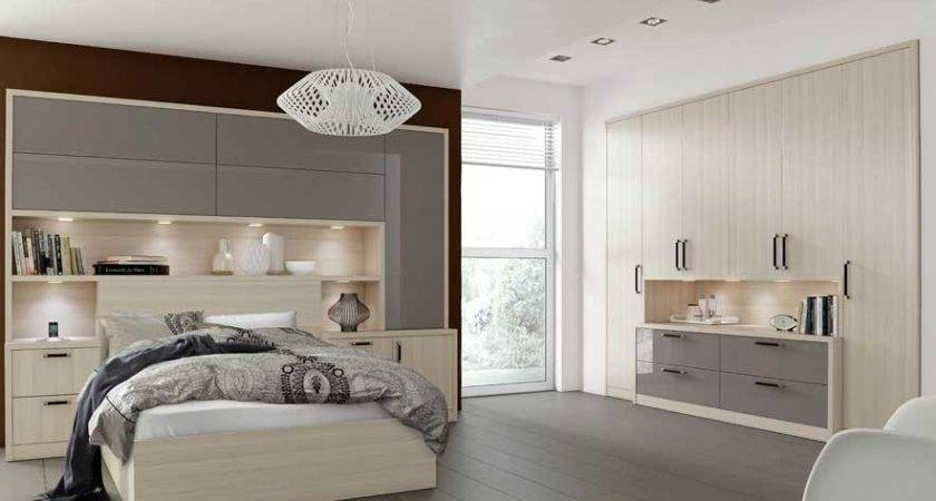 Fitted Standing Wardrobes Design Bedroom