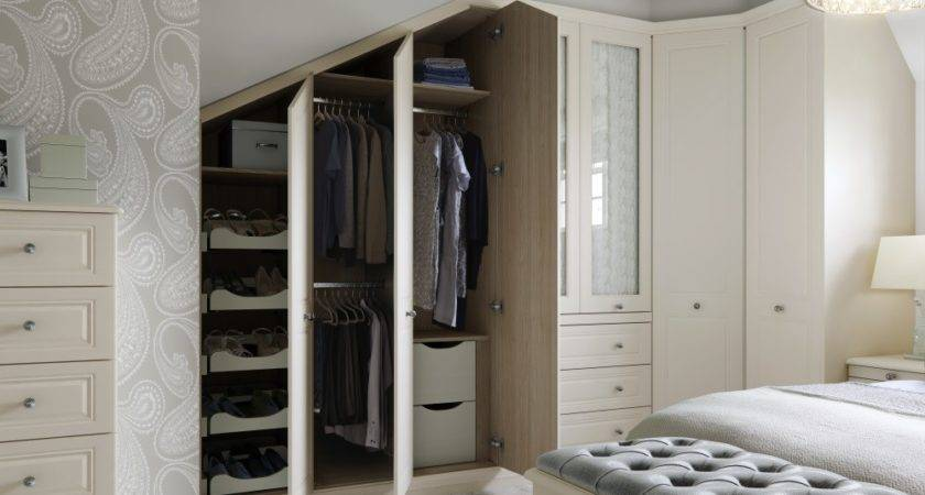 Fitted Wardrobes Lofts Sloping Ceilings Awkward
