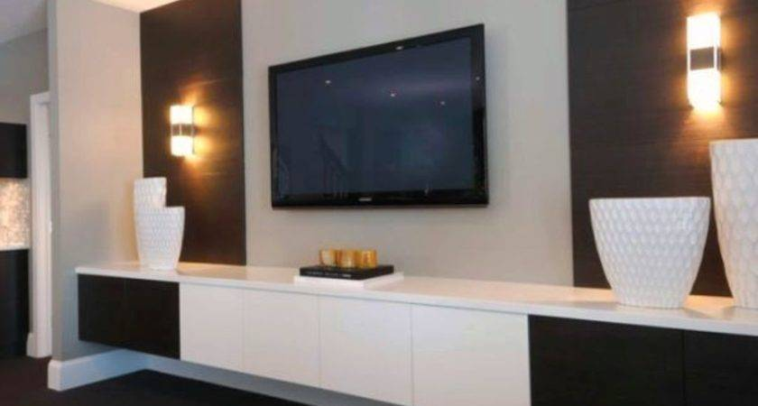 Flat Screen Mounting Ideas Decocurbs Amazing