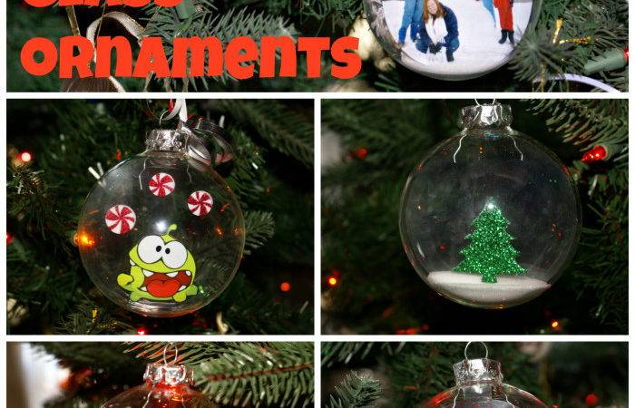 Floating Glass Ornaments Trick Make Work