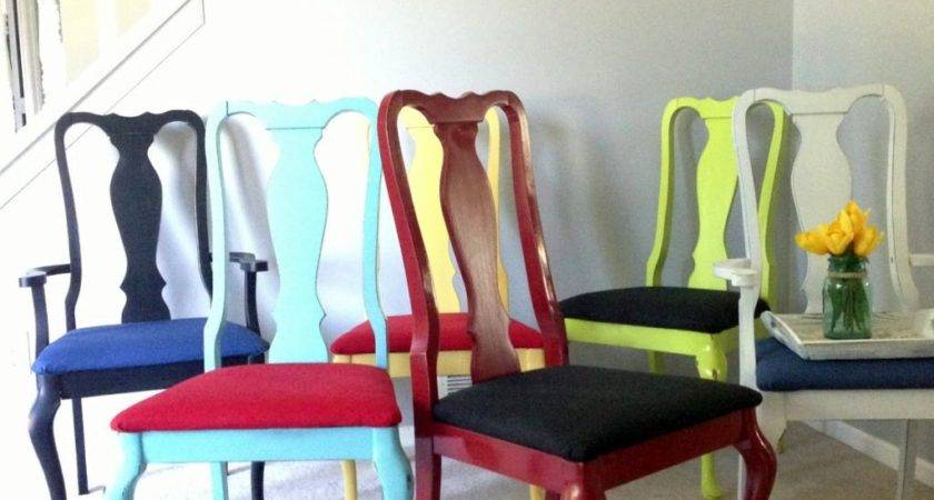 Formal Dining Chairs Multi Colored