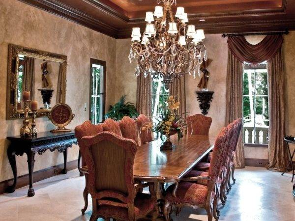 Formal Dining Room Decorating Ideas Marceladick
