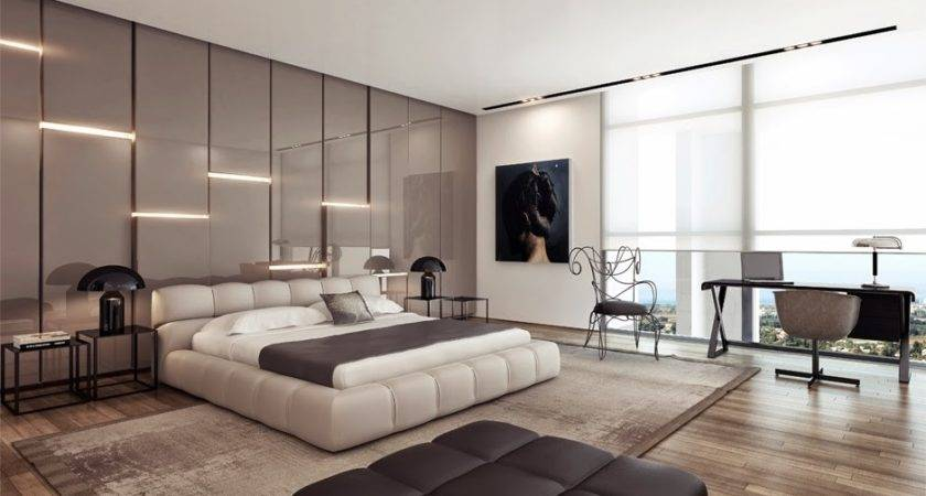 Foundation Dezin Decor Contemporary Bedroom