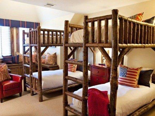 Four Kids One Room Bunk Beds Woodworkerz