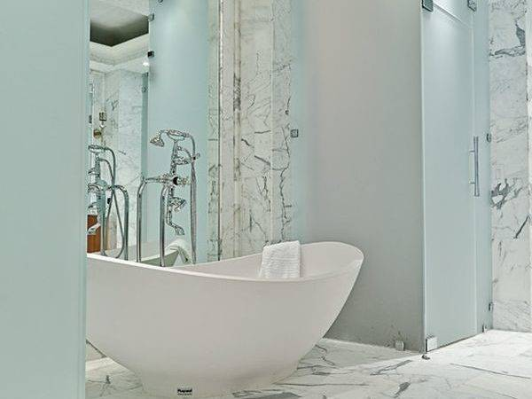 Freestanding Built Tub Which Right