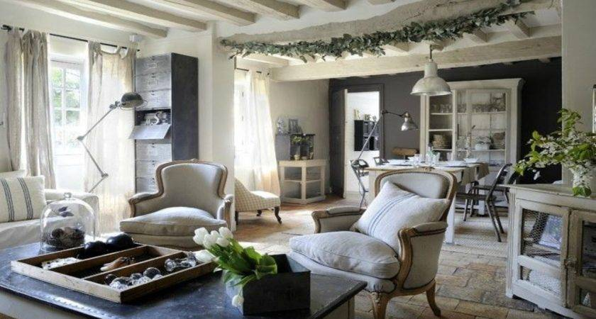 French Country Decor Bedroom Industrial Shabby Chic Wall