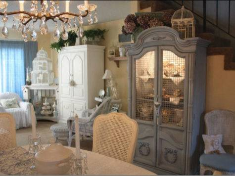 French Country Dining Room Design Ideas