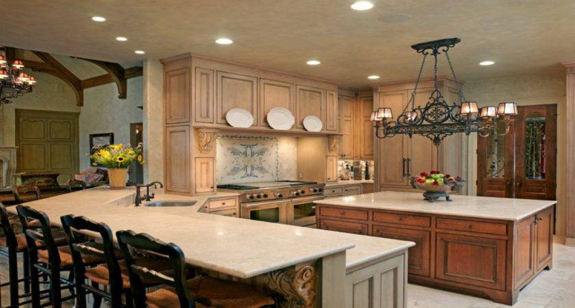 French Country Lighting Ideas Kitchen