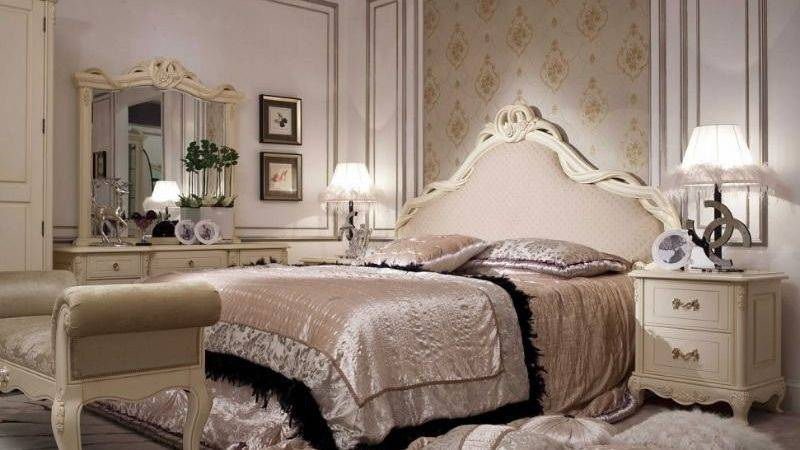 French Design Bedroom Breathtaking Furniture Modern Style