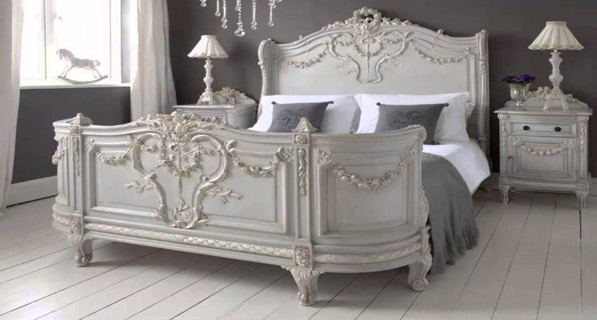 French Design Bedroom Furniture Luxury