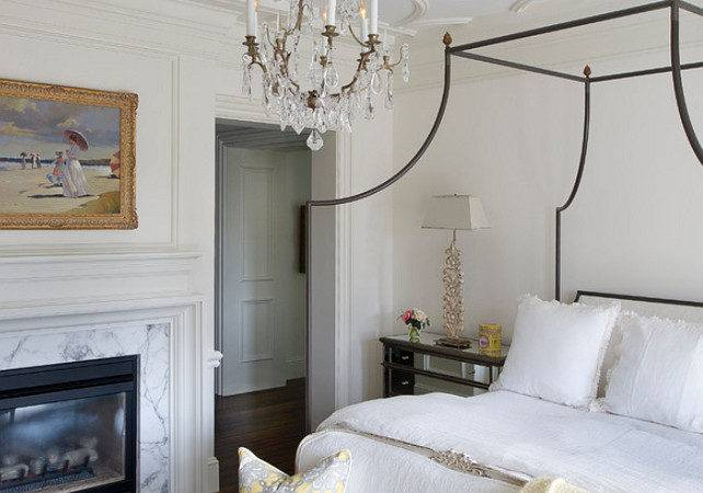 French Inspired Home Interiors