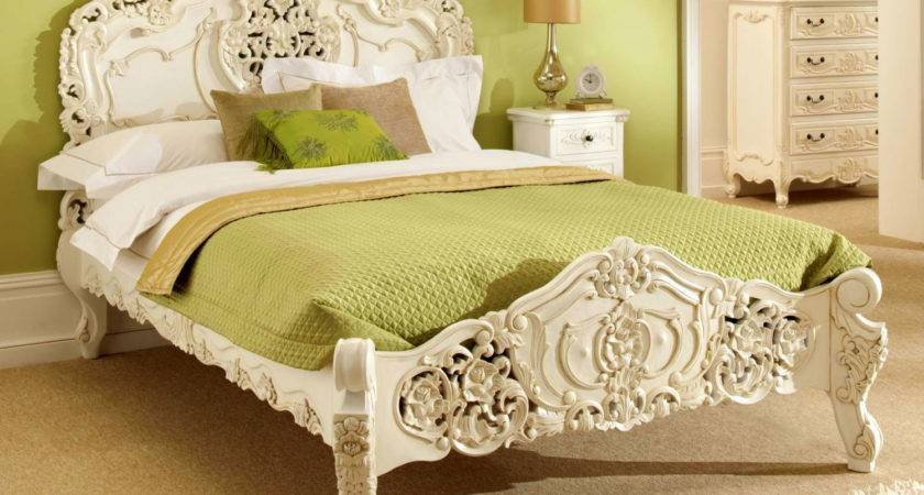 French Style Beds Home Staging Accessories