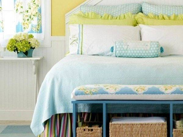 Fresh Spring Bedroom Decor Ideas