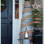 Front Porch Christmas Decor Best Friends Frosting