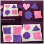 Fun Ways Teach Toddlers Shape Color