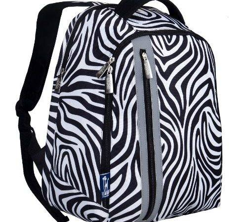 Fun Zebra Backpacks Teens Kids