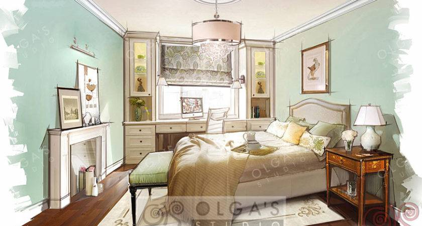 Functional Solutions Small Bedroom