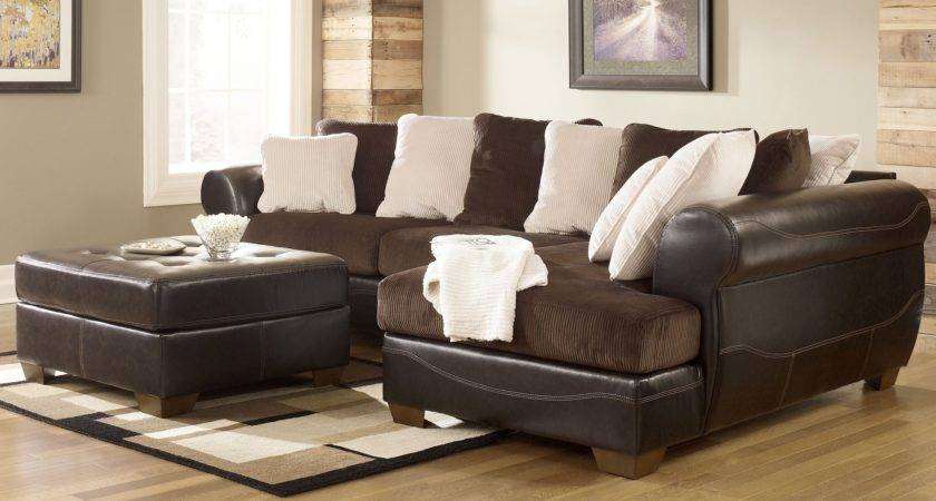 Furniture Cool Ashley Sectional Sofas Design