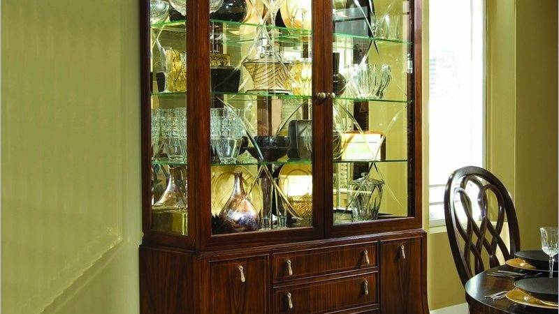 Furniture Dining Room China Cabinet
