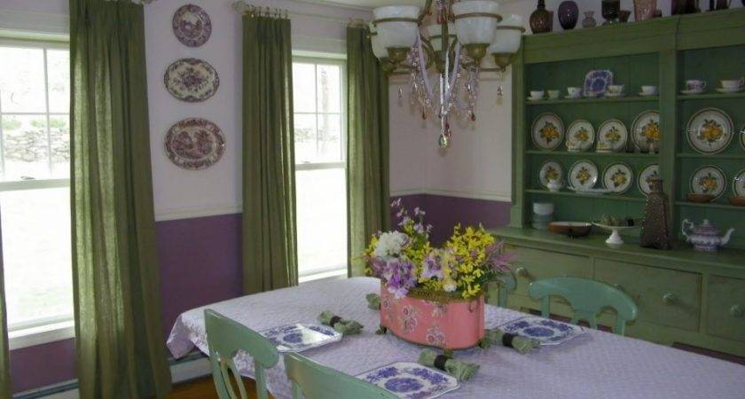 Furniture Feminine Color Scheme Dining Room Contemporary