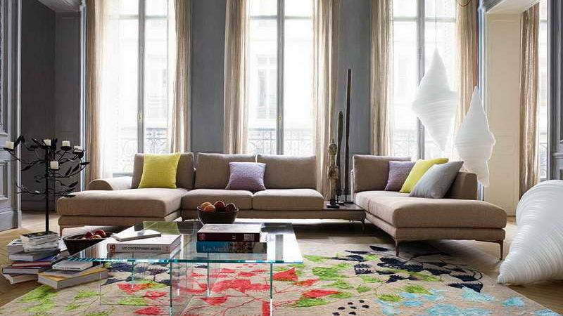 Furniture Living Room French Contemporary