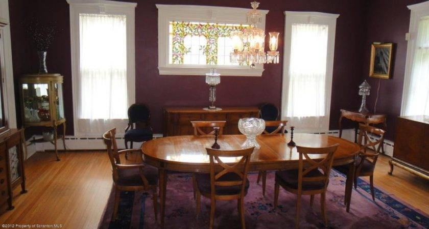 Furniture Photos Hgtv Purple Dining Room Table