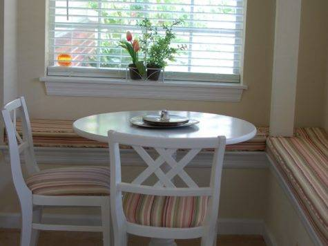 Furniture Sophisticated Breakfast Nook Tables Home