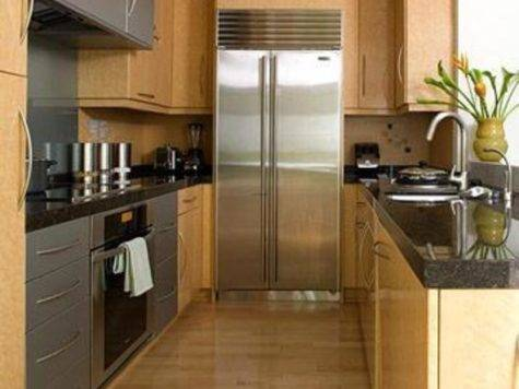 Galley Kitchen Apartments Like Blog