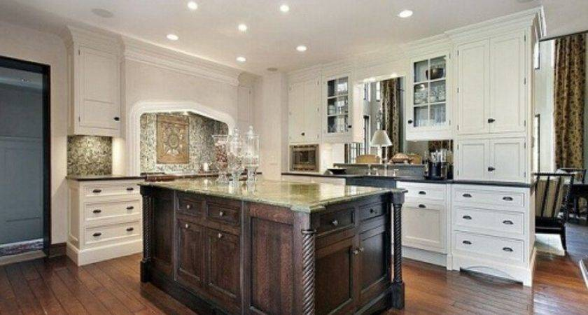 Galley Kitchen Remodels Country Style Small