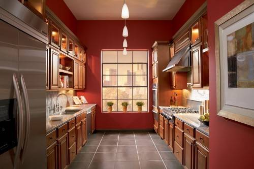 Galley Kitchens Efficient Stylish