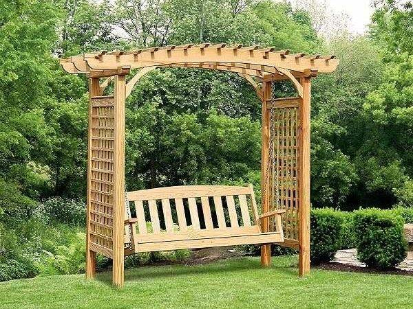 Garden Shade Structures Choose Right One Your