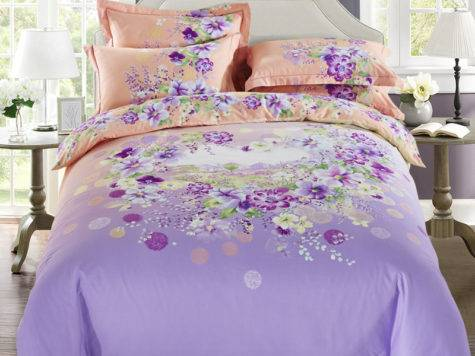 Get Cheap Lilac Bed Sheets Aliexpress