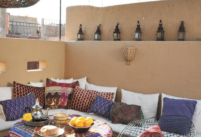 Getting Beauty Moroccan Style Interiors