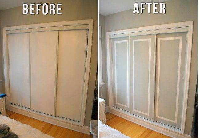Getting Exotic Closet Sliding Door Into Your Home