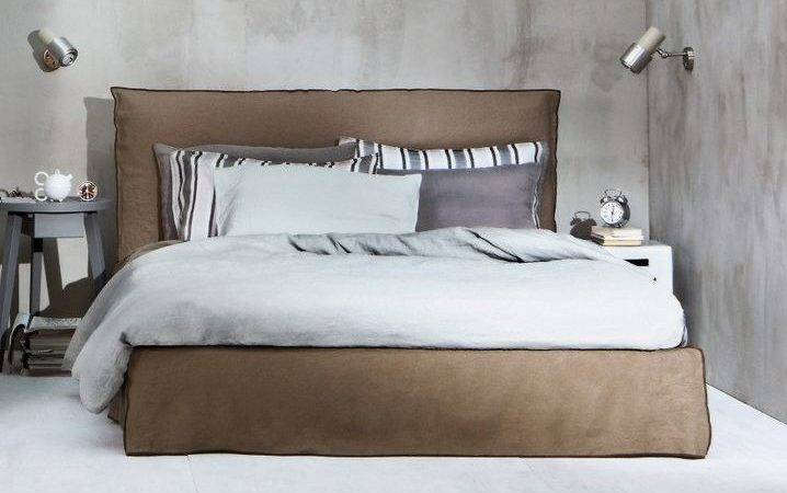 Ghost Double Bed Gervasoni Design Paola Navone