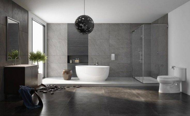 Give Your Dream Bathroom Calming Retreat Touch