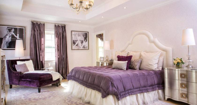 Glamorous Bedrooms Some Weekend Eye Candy
