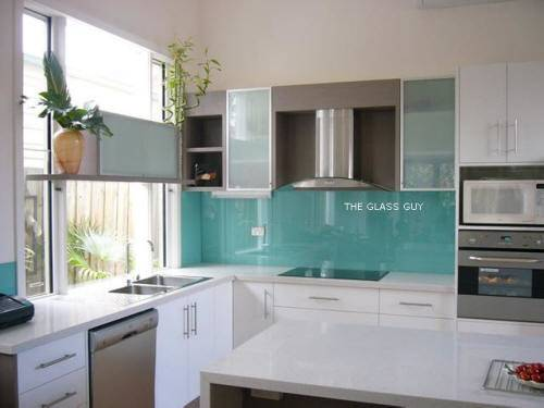 Glass Splashbacks Pinterest Glasses White Kitchens