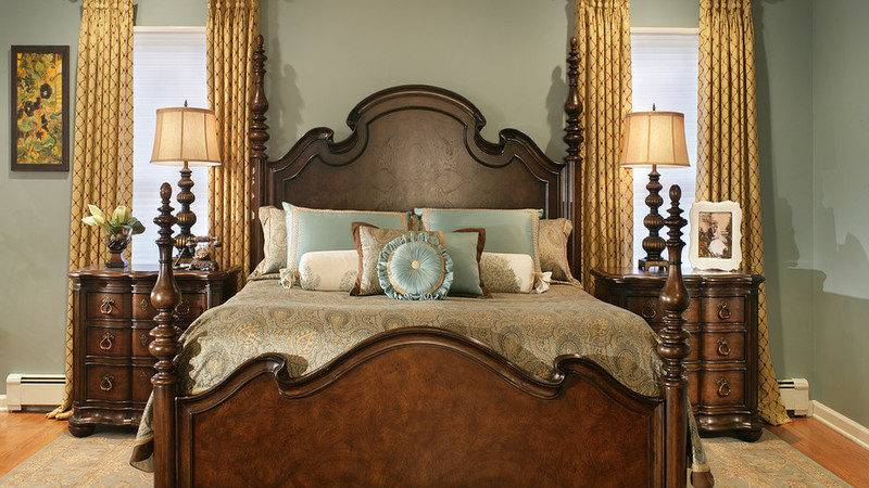 Gold Bedroom Decorating Ideas Furnitureteams