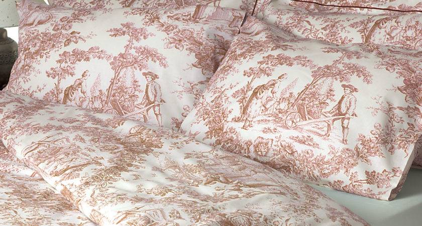 Good French Country Toile Bedding Additional King